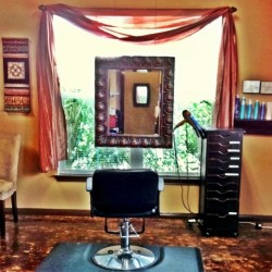 V. Clay Salon Interior